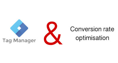 Conversion rate optimisation & Google Tag Manager